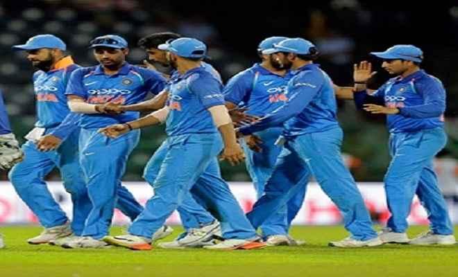 एकदिवसीय क्रिकेट में भी बादशाहत कायम करना चाहेगी भारतीय टीम