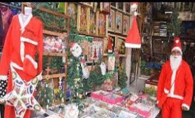 क्रिसमस पर्व की आहट,गिरजाघरों में यूनाइटेड कैरोल गीत संगीत का आयोजन