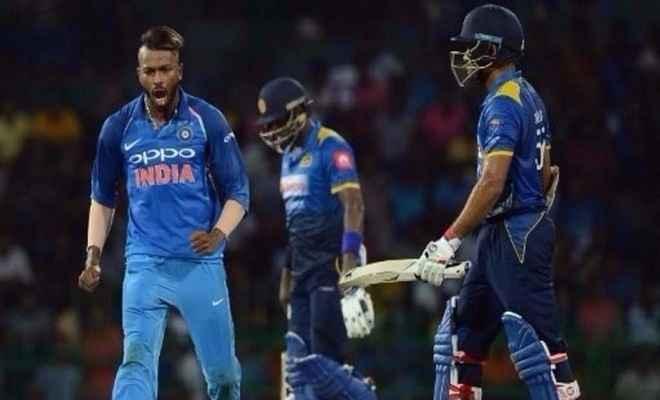 धर्मशाला वनडे: श्रीलंका ने टॉस जीतकर पहले गेंदबाज़ी करने का लिया फैसला