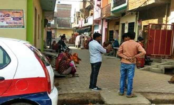 पुलिस विभाग से वीआरएस लेकर दरोगा ने लगाई फांसी