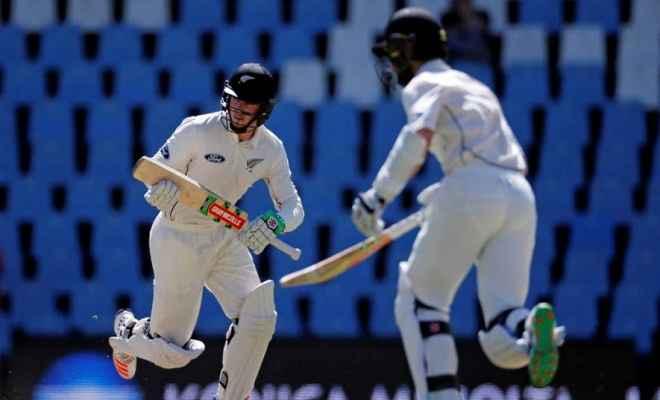 हैमिल्टन टेस्ट : न्यूजीलैंड जीत से 8 विकेट दूर