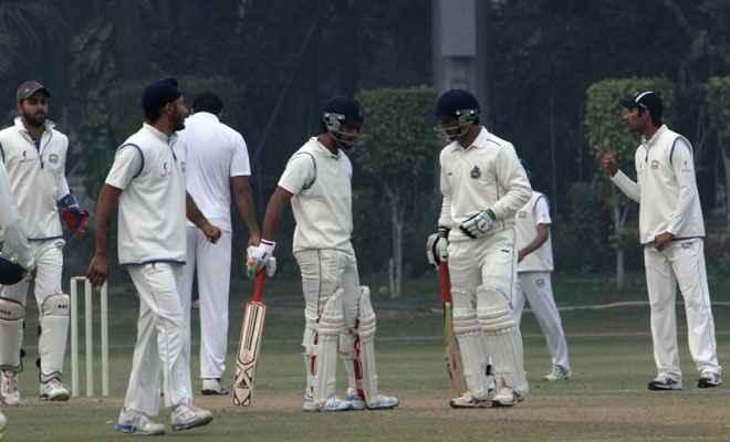 रणजी : सेमीफाइनल में पहुंचने वाली दूसरी टीम बनी दिल्ली