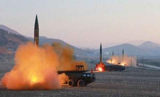 ' परमाणु हथियार से मानवता विनाश के कगार पर '