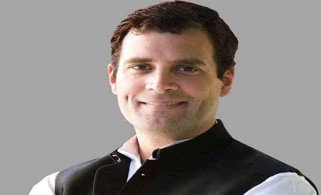 राहुल गांधी बने कांग्रेस के अध्यक्ष, 16 को होगी ताजपोशी