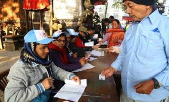 नेपाल में वामपंथी गठबंधन स्पष्ट बहुमत की ओर अग्रसर