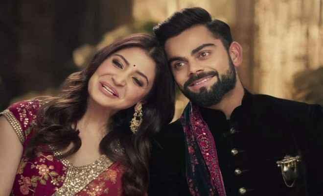 कोहली और अनुष्का को खेल जगत ने दी शादी की शुभकामनाएं
