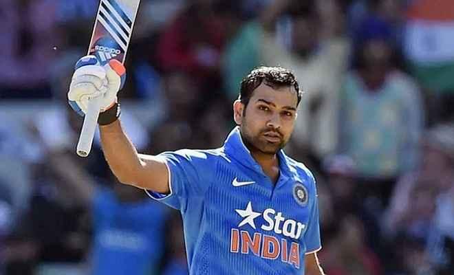 रोहित का नाबाद दोहरा शतक, भारत ने श्रीलंका के सामने रखा 393 रनों का रखा लक्ष्य