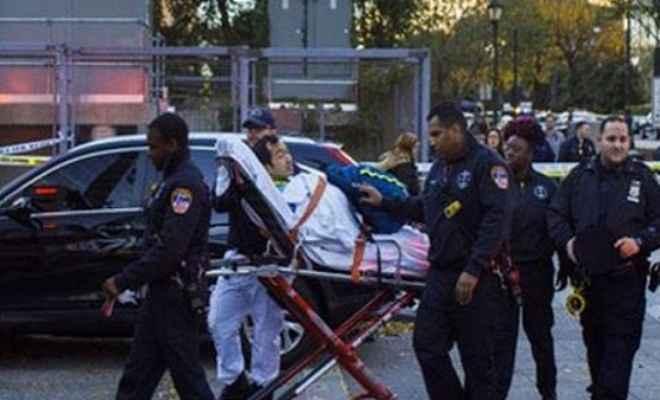 न्यूयॉर्क के हमलावर ने धमाका से पहले ट्रंप को फेसबुक पर दी थी चेतावनी