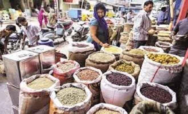 थोक महंगाई : 3.93% खाद्य वस्तुओं में वृद्धि