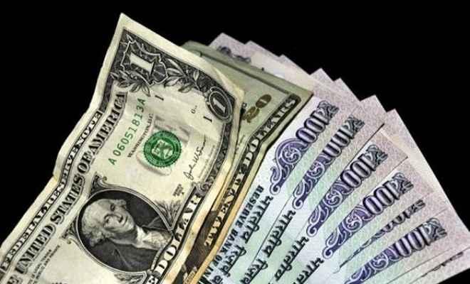 डॉलर के मुकाबले रुपया हुआ मजबूत
