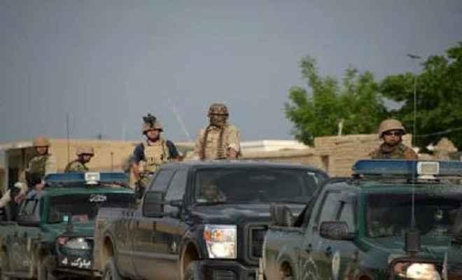 आतंकी हमले में 14 अफगान सैनिकों की हत्या
