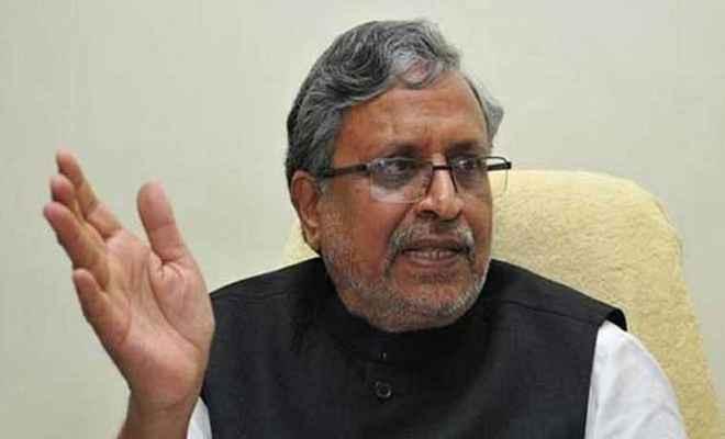 भाजपा कार्यकर्ताओं को वैचारिक रूप से सुदृढ़ कराया गया- सुशील मोदी