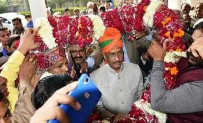 राहुल को अध्यक्ष बनाना वंशवाद का बढ़ावा: डॉ. दिनेश शर्मा