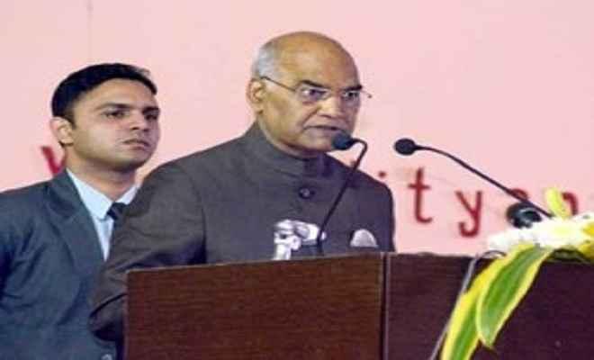 स्थानीय भाषा में हो बहस व फैसले, निर्णयों का हो हिंदी अनुवाद : राष्ट्रपति