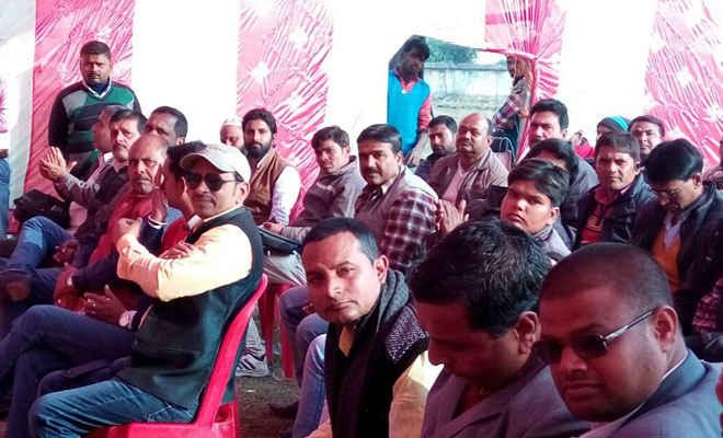 मुजफ्फरपुर के मड़वन में हुआ अंतरराष्ट्रीय मीडिया संवाद का आयोजन