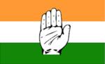 कांग्रेस सांसदों ने हेगड़े के बयान पर गांधी प्रतिमा के सामने किया प्रदर्शन