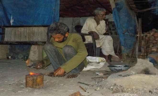 लोहार जाति के साथ सरकार कर रही अन्याय : हरिशरण ठाकुर