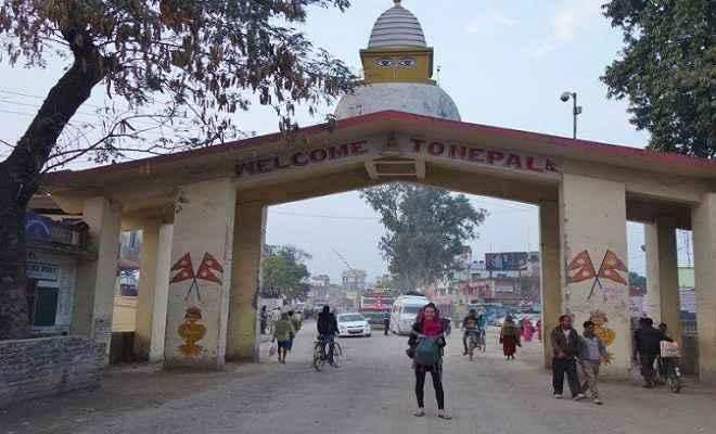 इंडो-नेपाल सीमा पर सड़क जिर्णोद्धार से भारतीयों कें आक्रोश