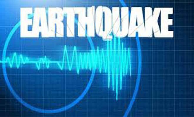 नेपाल में भूकंप के झटके