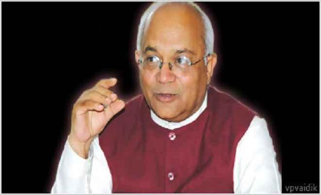 अदालतों-अस्पतालों पर लगे लगाम : डॉ. वेद प्रताप वैदिक