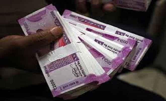 10 हजार रुपये घूस लेते रोजगार सेवक और मुखिया गिरफ्तार