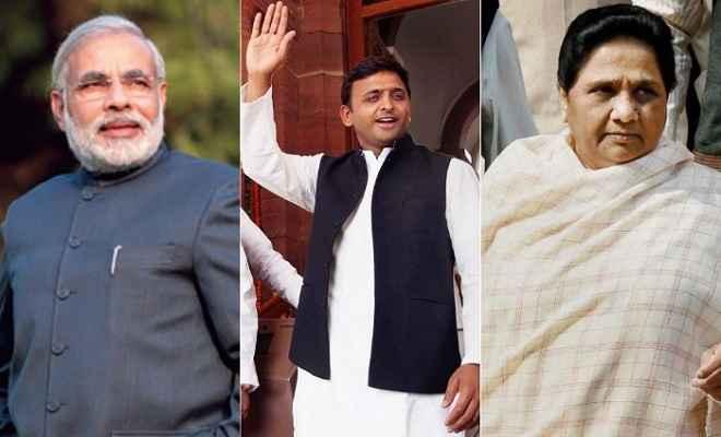 बुंदेलखंड के मतदाता मोदी, माया और अखिलेश से नाराज नहीं