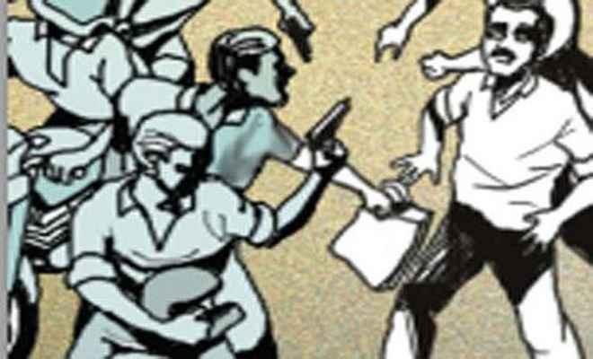 बिहार के बांका में हथियार के बल पर 40 लाख की लूट