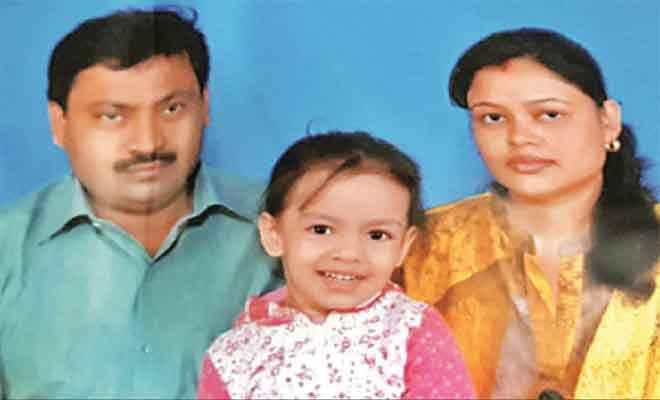 गया में दंपति संग बेटी की मिली लाश, आत्महत्या या हत्या रहस्य कायम