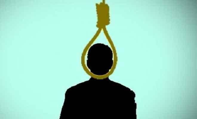 युवक ने की आत्महत्या