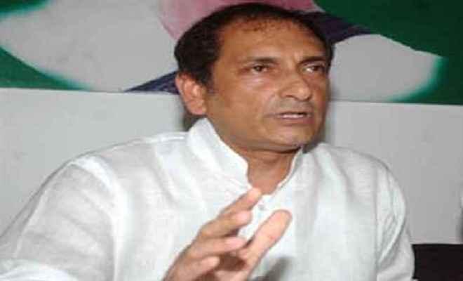 लोजपा सांसद ने किया विभिन्न योजनाओं का उद्धाटन