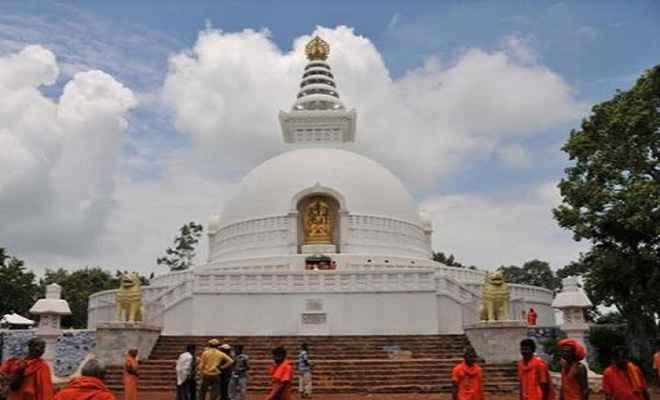 राजगीर में अंतरराष्ट्रीय बौद्ध समागम 17 मार्च से