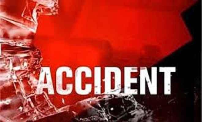 सड़क दुर्घटना में एक की मौत, आधा दर्जन घायल