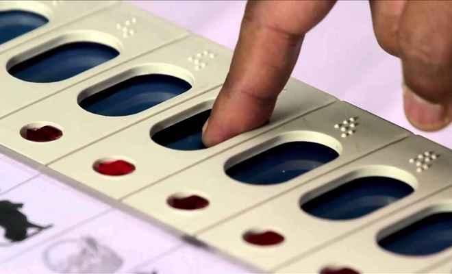 लिट्टीपाड़ा उपचुनाव में 68 प्रतिशत मतदान