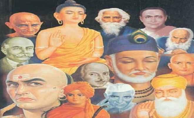 महापुरुषों का काम ही नहीं, नाम भी बोलता है :सियाराम पांडेय 'शांत'