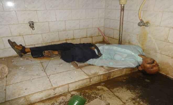 लाह फैक्टरी के गार्ड की संदेहास्पद परिस्थिति में मौत