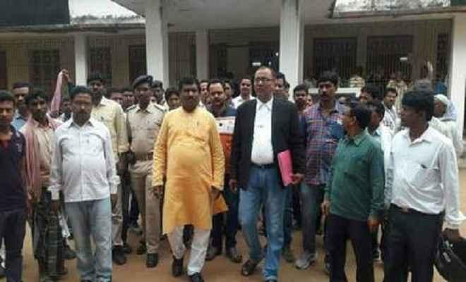 भाजपा विधायक ताला मरांडी को मिली जमानत