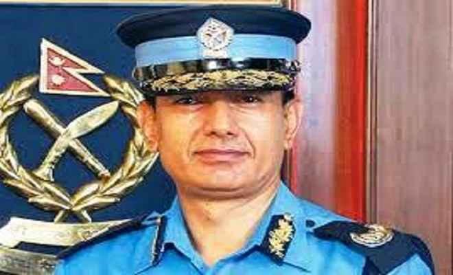 नेपाल के दूसरे बड़े पुलिस अधिकारी गिरफ्तार