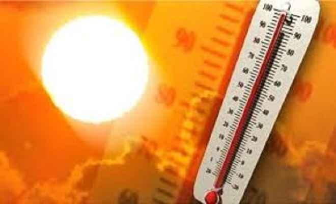 लगातार बढ़ती गर्मी ने बढ़ी लोगों की परेशानी