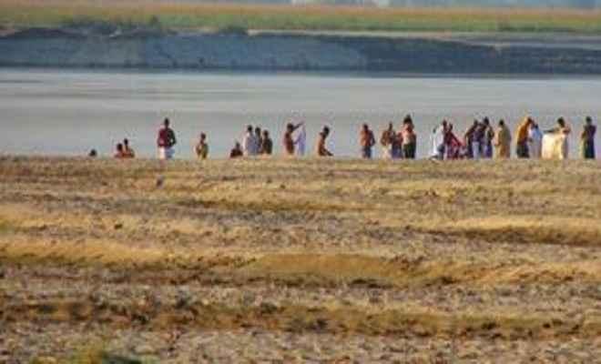 बिहार के मुंगेर में गंगा में डूबने से दो किशोरों की मौत