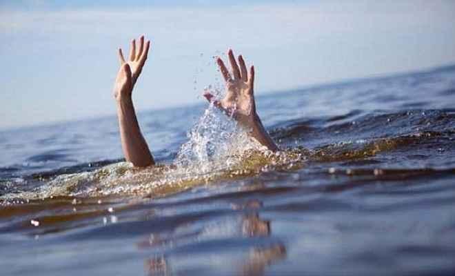 गंगा में डूबने से एक की मौत