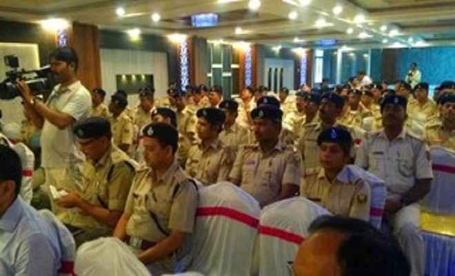 बिहार उत्पाद अधिनियम को लेकर दो दिवसीय प्रशिक्षण शिविर आयोजित