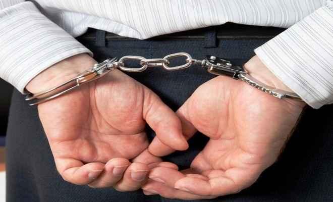 कुख्यात अपराधी लंकेश्वर पांडेय गिरफ्तार
