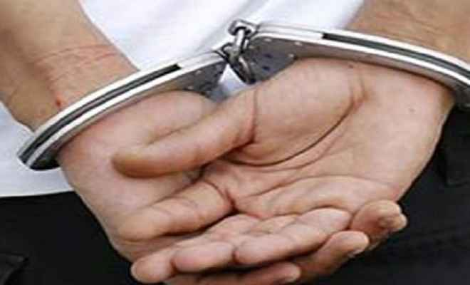 यौन शोषण का आरोपी गिरफ्तार