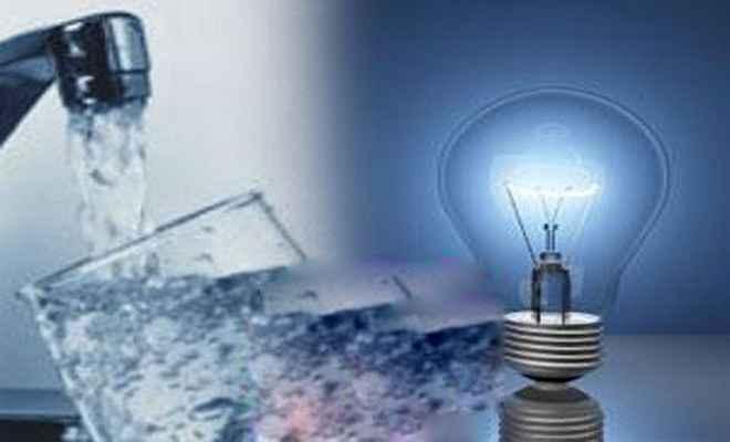 पानी और बिजली के लिए परेशान हैं लोग