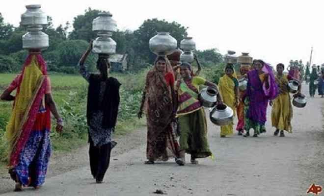 पानी के लिए तरस रही किशनगंज की जनता