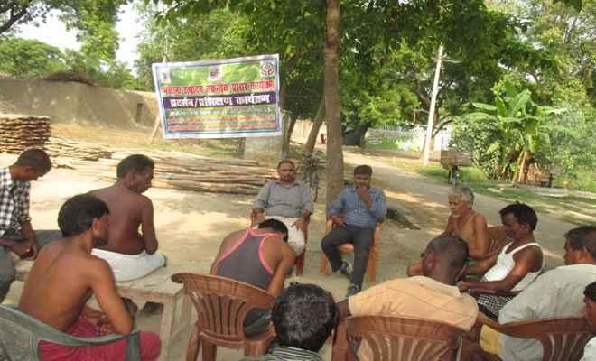 मखाना उत्पादन तकनीकी को ले शॉट कोर्स जून-जुलाई में : डॉ राजेश कुमार