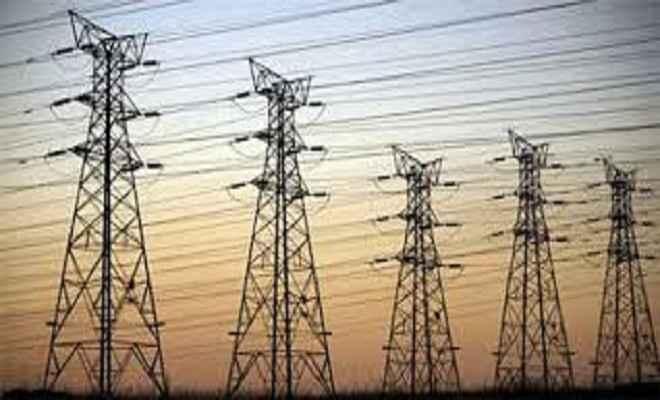 लचर बिजली व्यवस्था के खिलाफ तालाबंदी