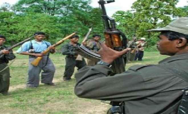 माओवादियों ने किया 29 मई को झारखण्ड बंद का ऐलान