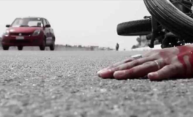 दो सड़क हादसों में आठ की मौत, दो घायल