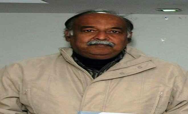 रमेश शरण ने संभाला बिनोवा भावे विश्वविद्यालय के नये कुलपति का पदभार